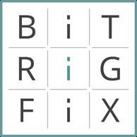 BiT RiG FiX Logo