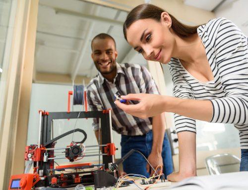Vi arrangerer 3D print foredrag 29. Mai