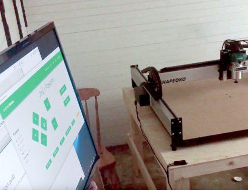 Test og ferdigstilling av CNC fres
