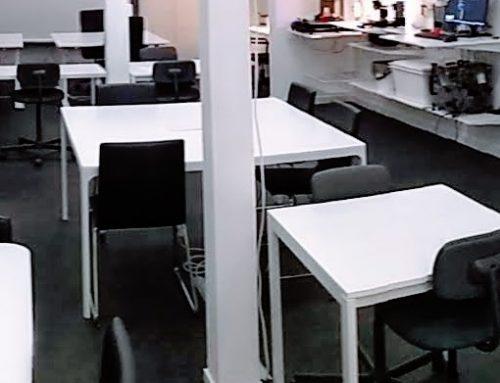 Prøv ut vårt Coworking space helt GRATIS
