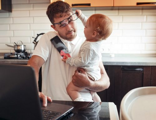 Vanskelig å jobbe hjemmefra?
